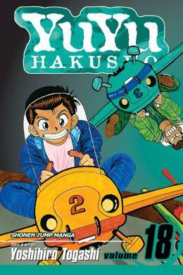 YuYu Hakusho, Volume 18