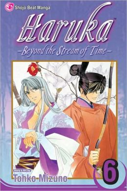 Haruka, Vol. 6: Beyond the Stream of Time