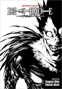 Death Note, Volume 1: Boredom (Collector's Edition)