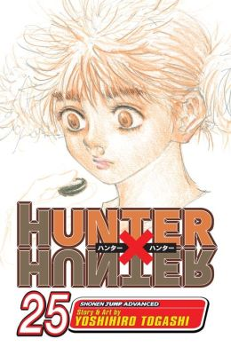Hunter x Hunter, Volume 25