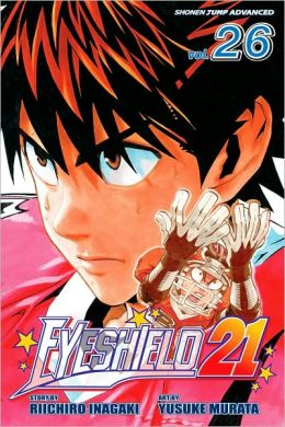 Eyeshield 21, Volume 26: Rough 'n' Tumble