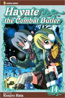 Hayate the Combat Butler, Volume 14