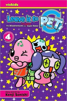 Leave It to PET!, Volume 4