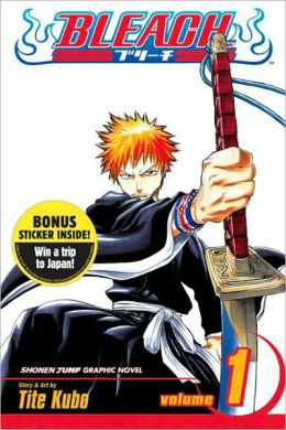 Bleach 40th Anniversary, Volume 1 (Sweepstakes Edition)