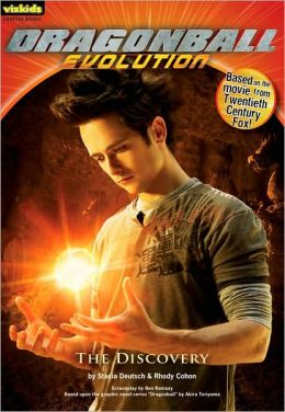 Dragonball Evolution: The Discovery (Dragonball Evolution Series #1)