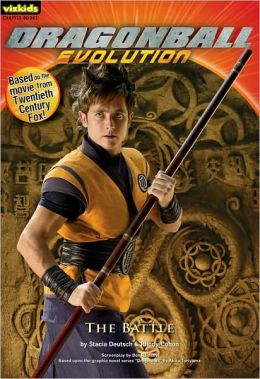 Dragonball Evolution: The Battle (Dragonball Evolution Series #3)