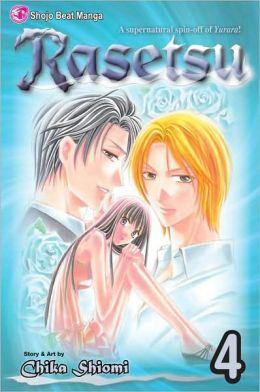 Rasetsu, Volume 4