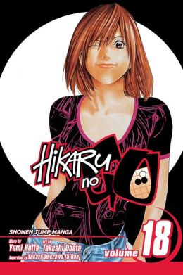 Hikaru no Go, Volume 18: Six Characters, Six Stories