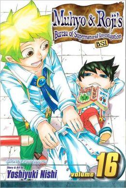 Muhyo & Roji's Bureau of Supernatural Investigation, Volume 16