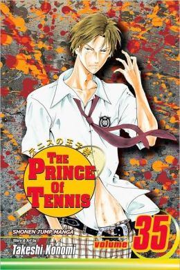 The Prince of Tennis, Volume 35