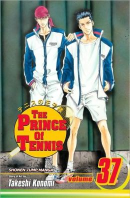 The Prince of Tennis, Volume 37
