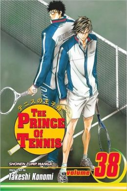 The Prince of Tennis, Volume 38