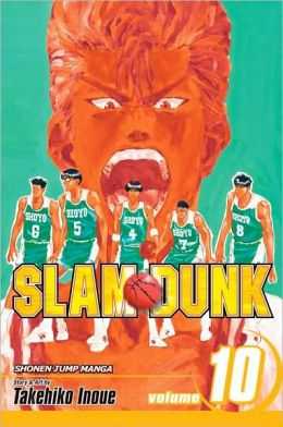 Slam Dunk, Volume 10