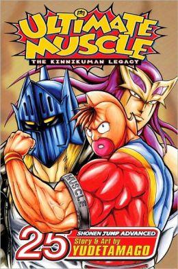 Ultimate Muscle, Volume 25: Battle 25