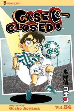 Case Closed, Volume 34