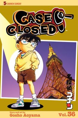 Case Closed, Volume 36