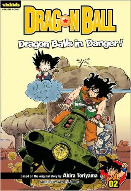 Dragon Ball: Chapter Book, Volume 2