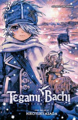 Tegami Bachi, Volume 3