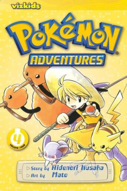 Pokemon Adventures, Volume 4 (2nd Edition)