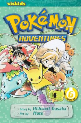 Pokemon Adventures, Volume 6 (2nd Edition)