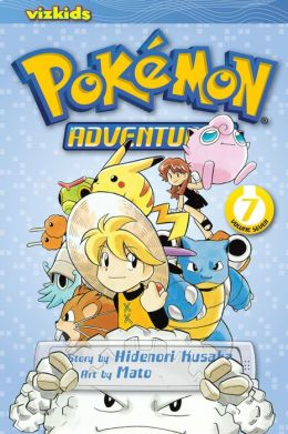 Pokemon Adventures, Volume 7 (2nd Edition)