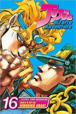 JoJo's Bizarre Adventure, Volume 16