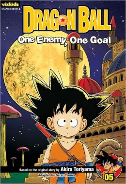 Dragon Ball: Chapter Book, Volume 5