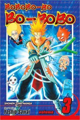 Bobobo-bo Bo-bobo, Volume 3 (SJ Edition)