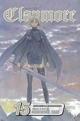 Claymore, Volume 15