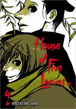 House of Five Leaves, Volume 4