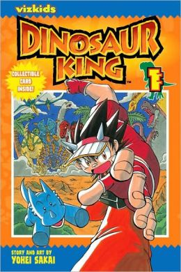 Dinosaur King, Volume 1