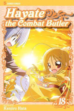 Hayate the Combat Butler, Volume 18