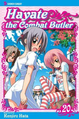 Hayate the Combat Butler, Volume 20