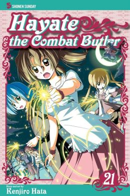 Hayate the Combat Butler, Volume 21