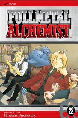 Fullmetal Alchemist, Volume 22