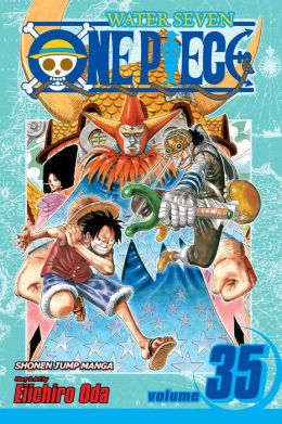 One Piece, Volume 35: Captain