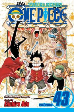 One Piece, Volume 43: Legend of a Hero