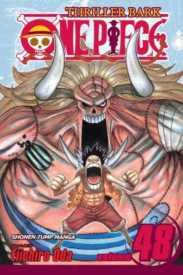 One Piece, Volume 48: Adventures of Oars
