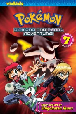 Pokemon Diamond and Pearl Adventure!, Volume 7