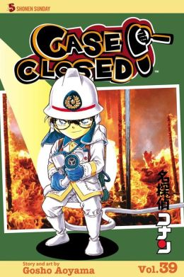 Case Closed, Volume 39