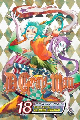 D.Gray-man, Volume 18