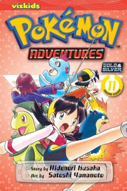 Pokemon Adventures, Volume 11
