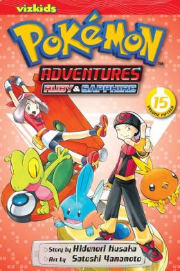 Pokemon Adventures, Vol. 15