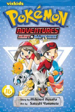 Pokemon Adventures, Vol. 16