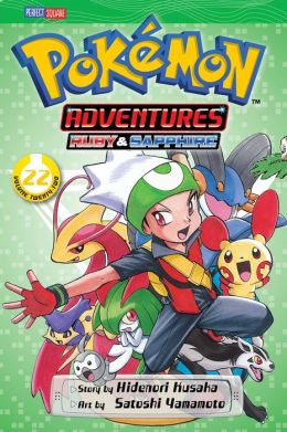 Pokemon Adventures, Vol. 22
