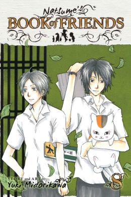Natsume's Book of Friends, Volume 8