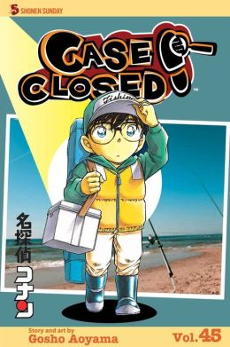Case Closed, Volume 45