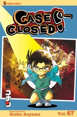 Case Closed, Volume 47