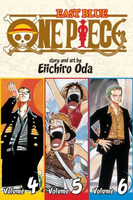 One Piece: East Blue 4-5-6, Volume 2 (Omnibus Edition)