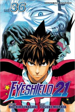 Eyeshield 21, Volume 36
